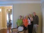 Patricia Schmieder, Me, Sharon and David Nason
