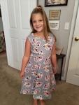 EK's dress